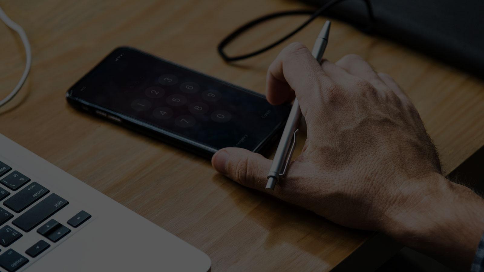 bloquear smartphone corporativo Pulsus