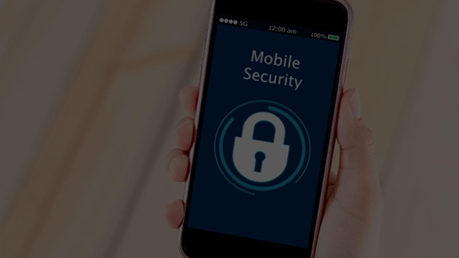 segurança móvel robusta e simplificada