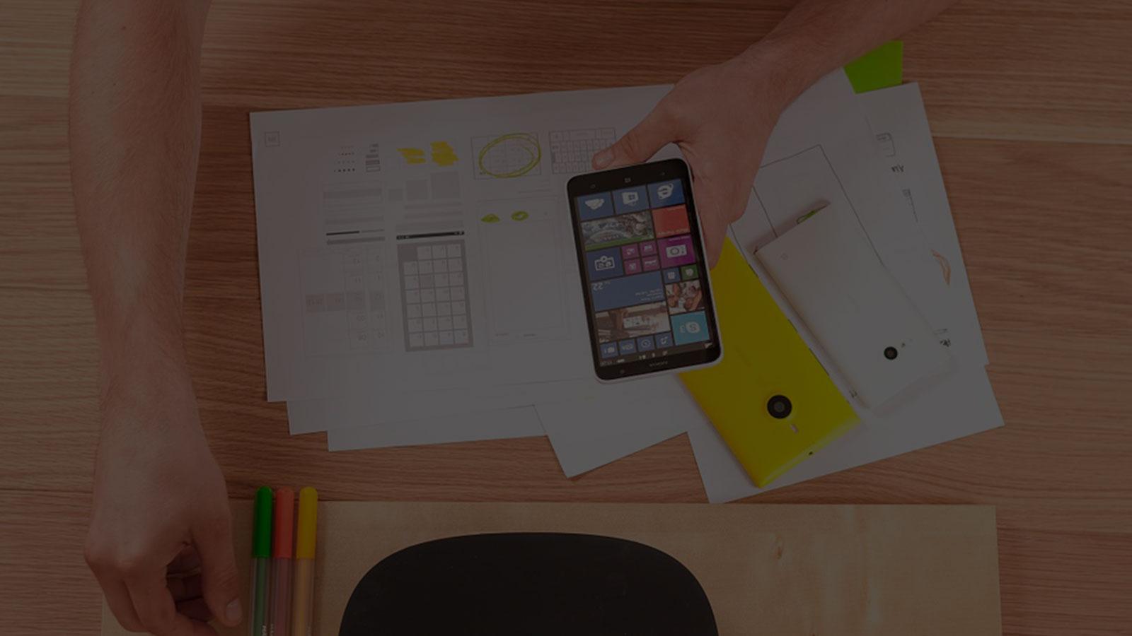 gerenciamento de dispositivos móveis corporativos