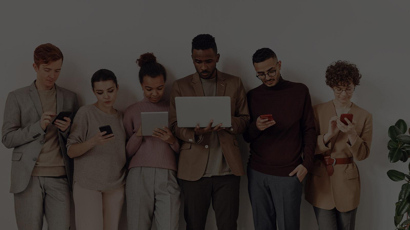 transformação digital corporativa